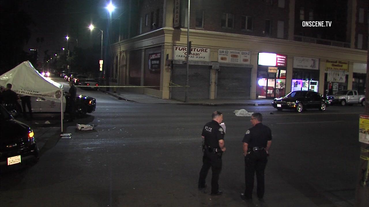 Pedestrian killed in South San Francisco hit-and-run